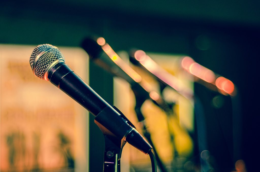 3 Tips for Speaking with Audiences | Paul R. Judy Center for Applied Research